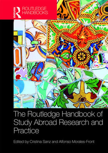 The Routledge Handbook of Study Abroad Research and Practice book cover