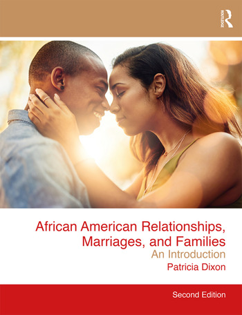 African American Relationships, Marriages, and Families An Introduction book cover