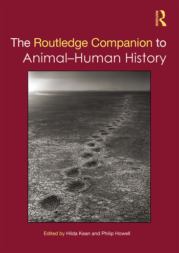 The Routledge Companion to Animal-Human History book cover