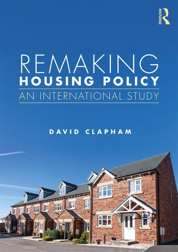 Remaking Housing Policy An International Study book cover