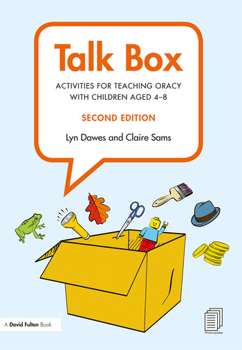Talk Box Activities for Teaching Oracy with Children aged 4–8 book cover