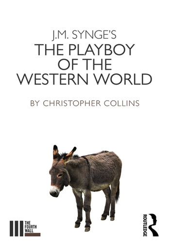 J. M. Synge's The Playboy of the Western World book cover