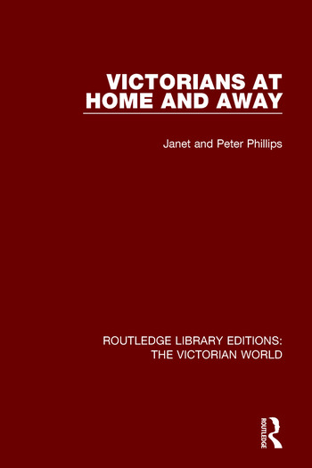 Victorians at Home and Away book cover