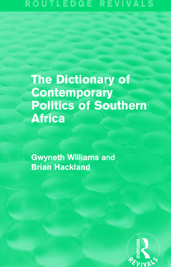 an introduction to the economy of south africa economics essay Oecd development centre rethinking the (european) foundations of sub-saharan african regional economic integration: a political economy essay by.