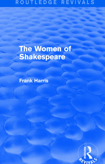 The Women of Shakespeare book cover