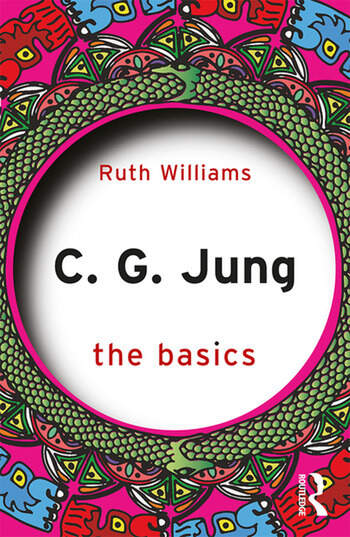 C. G. Jung The Basics book cover