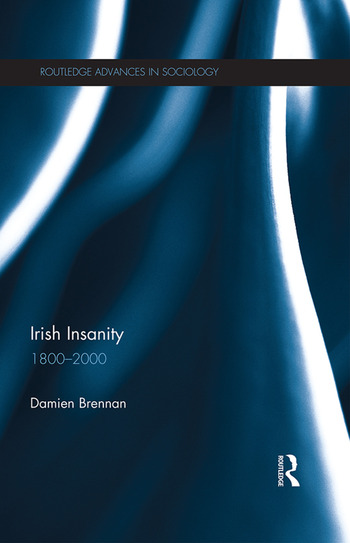 Irish Insanity 1800–2000 book cover