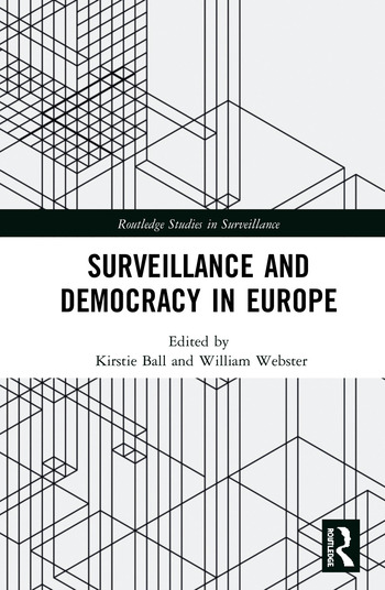 Surveillance and Democracy in Europe book cover