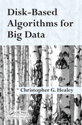Disk-Based Algorithms for Big Data book cover