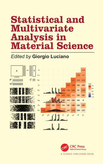 Statistical and Multivariate Analysis in Material Science book cover