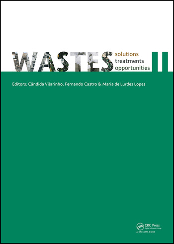 WASTES – Solutions, Treatments and Opportunities II Selected Papers from the 4th Edition of the International Conference on Wastes: Solutions, Treatments and Opportunities, Porto, Portugal, 25-26 September 2017 book cover