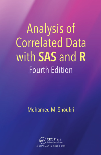 Analysis of Correlated Data with SAS and R book cover