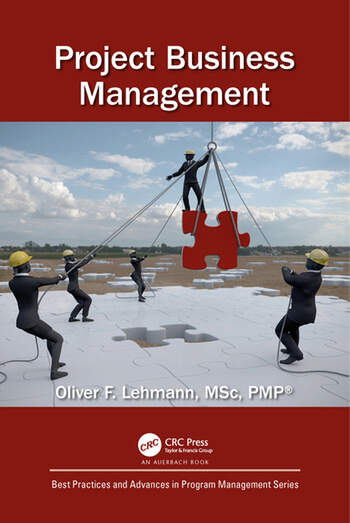 Project Business Management book cover