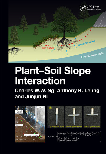 Plant-Soil Slope Interaction book cover