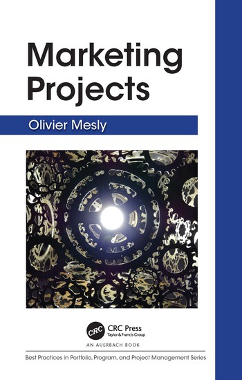Marketing Projects book cover