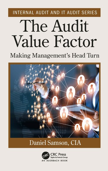 The Audit Value Factor book cover