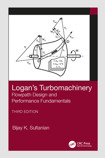 Logan's Turbomachinery Flowpath Design and Performance Fundamentals, Third Edition book cover