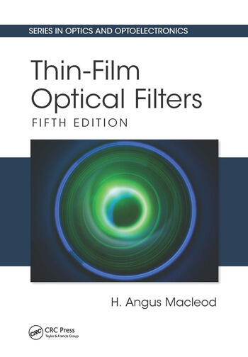 Thin-Film Optical Filters, Fifth Edition book cover