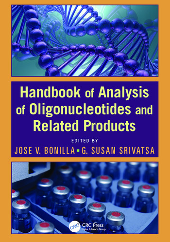 Handbook of Analysis of Oligonucleotides and Related Products book cover