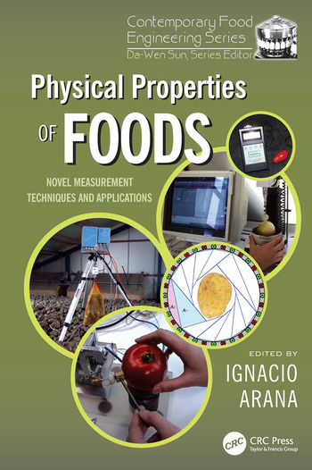 Physical Properties of Foods Novel Measurement Techniques and Applications book cover
