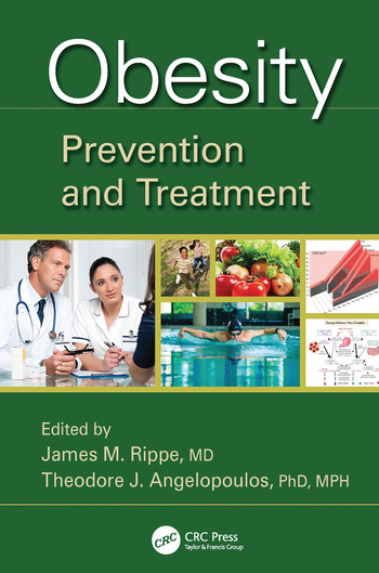 Obesity Prevention and Treatment book cover