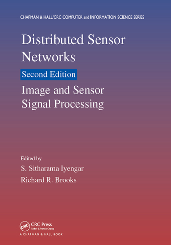 Distributed Sensor Networks, Second Edition Image and Sensor Signal Processing book cover
