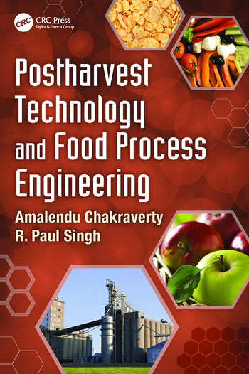 Postharvest Technology and Food Process Engineering book cover