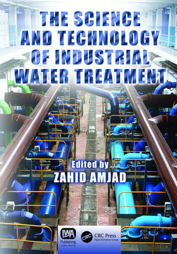 The Science and Technology of Industrial Water Treatment book cover
