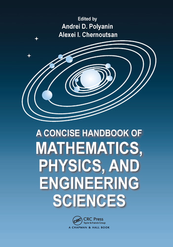 A Concise Handbook of Mathematics, Physics, and Engineering Sciences book cover