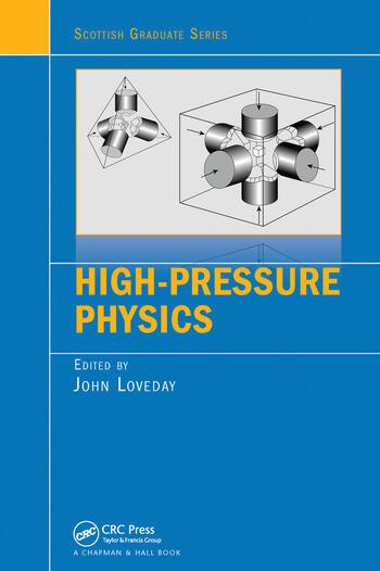 High-Pressure Physics book cover
