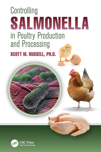 Controlling Salmonella in Poultry Production and Processing book cover