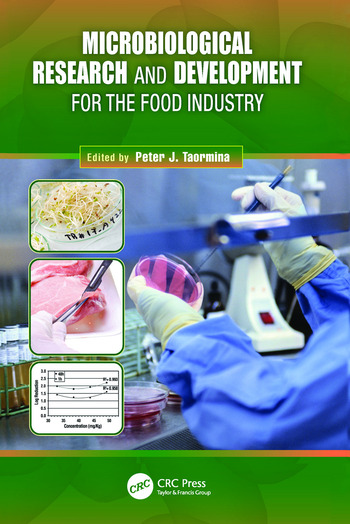 Microbiological Research and Development for the Food Industry book cover