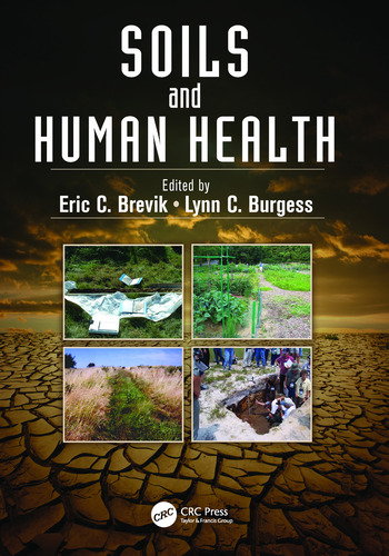 Soils and Human Health book cover