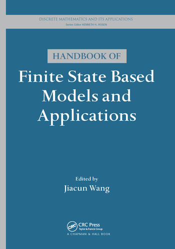 Handbook of Finite State Based Models and Applications book cover