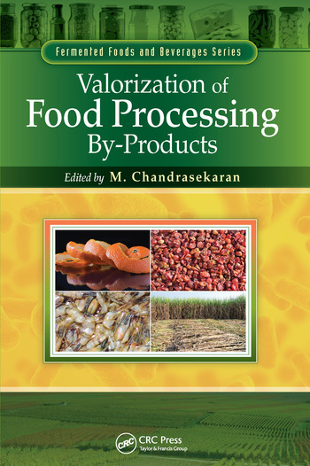 Valorization of Food Processing By-Products book cover