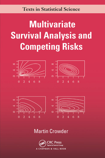 Multivariate Survival Analysis and Competing Risks book cover