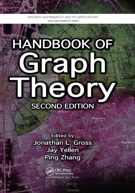 Handbook of Graph Theory, Second Edition book cover