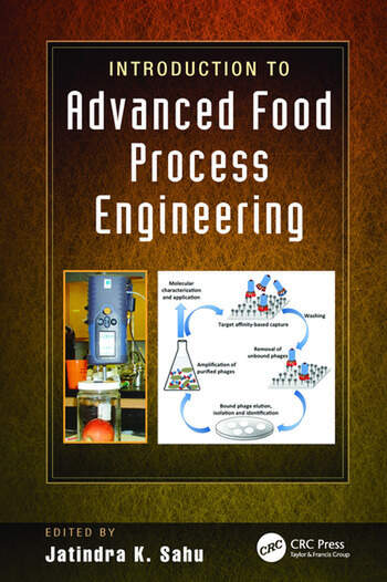 Introduction to Advanced Food Process Engineering book cover