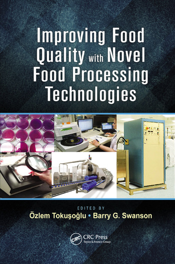Improving Food Quality with Novel Food Processing Technologies book cover