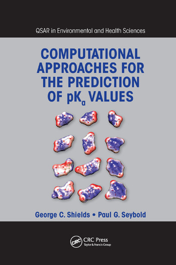 Computational Approaches for the Prediction of pKa Values book cover