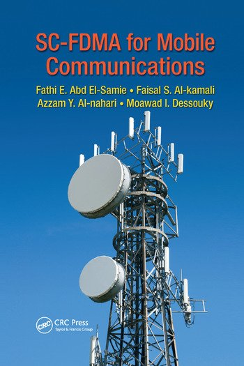 SC-FDMA for Mobile Communications book cover
