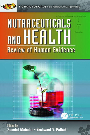 Nutraceuticals and Health Review of Human Evidence book cover