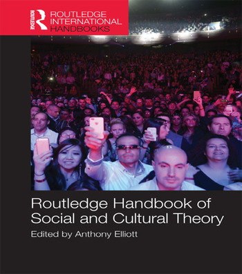 Routledge Handbook of Social and Cultural Theory book cover