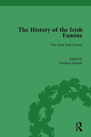 The History of the Irish Famine Volume I: The Great Irish Famine book cover