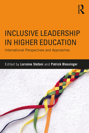 Inclusive Leadership in Higher Education International Perspectives and Approaches book cover