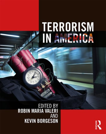 Terrorism in America book cover