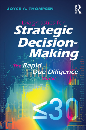 Diagnostics for Strategic Decision-Making The Rapid Due Diligence Model book cover