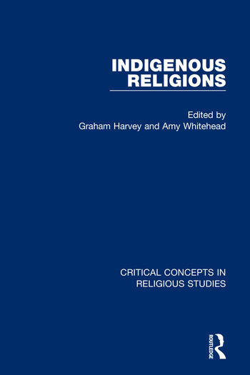 Indigenous Religions book cover