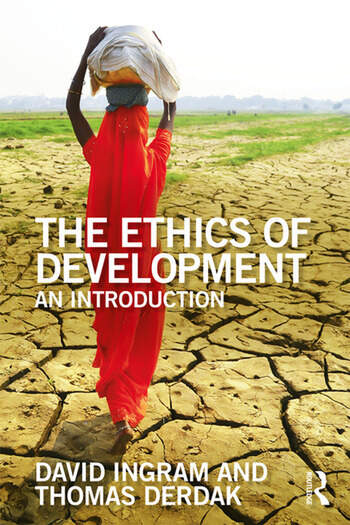 The Ethics of Development An Introduction book cover