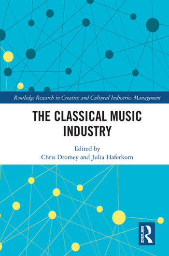 The Classical Music Industry book cover